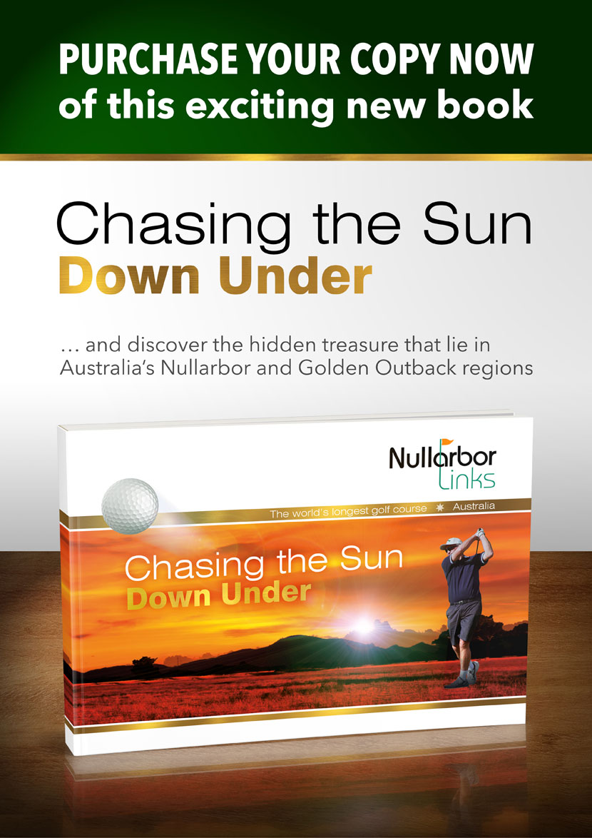 Purchase your copy now of the exciting new book 'Chasing the Sun Down Under'